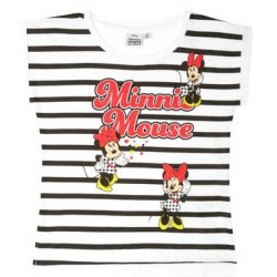 Camiseta Minnie Mouse Blanca