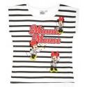 Camiseta Minnie Mouse Blanca