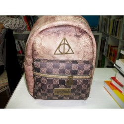 Mochila Harry Potter Deathly Hallows