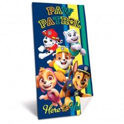 Toalla Patrulla Canina Paw Patrol microfibra