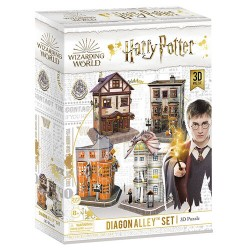 Puzzle 3D Set del Callejon Diagon Harry Potter