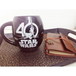 Taza Star Wars 40 aniversario