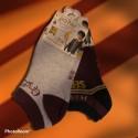 CALCETINES TOBILLEROS HARRY POTTER PACK DE 2 PARES