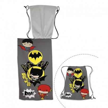 Pack de toalla y bolsa de playa Batman