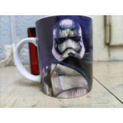 Taza Star Wars Phasma porcelana