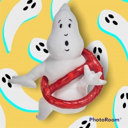 Peluche No Ghost Ghostbusters 32cm